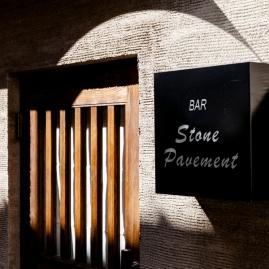 Stone Pavement Bar