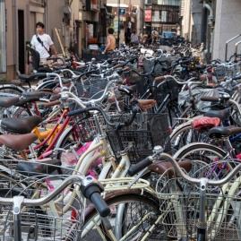 Bicycle calamity