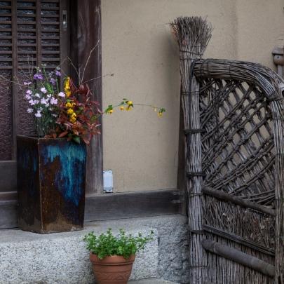 A Kyoto Doorstep