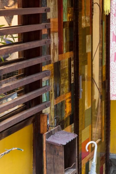 Shop Entry in Kyoto