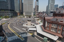 Tokyo Station - Marunouchi side