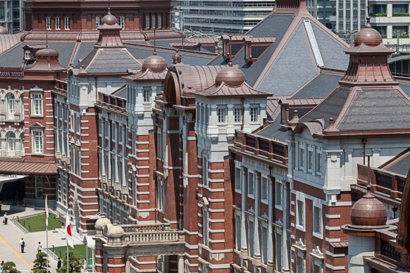 Tokyo Station Hotel - pic 1