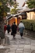A Gion laneway