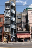 Spiral apartments