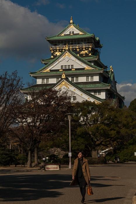 Osaka Castle - pic 3