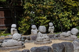 Jizo at Nehando Temple - pic 4