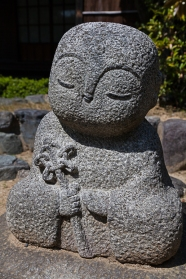 Jizo at Nehando Temple - pic 1
