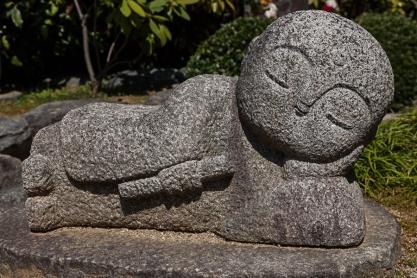 Jizo at Nehando Temple - pic 2