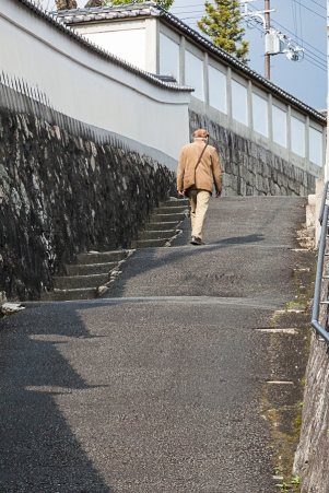 Onward to Kiyomizudera