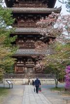 Ninnaji - Pagoda