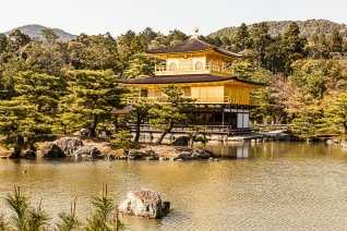 The Golden Pavilion - pic 1