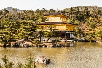 The Golden Pavilion - pic 1