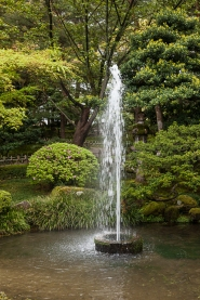 Japan's oldest fountain