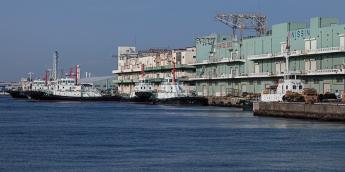 Still a working port